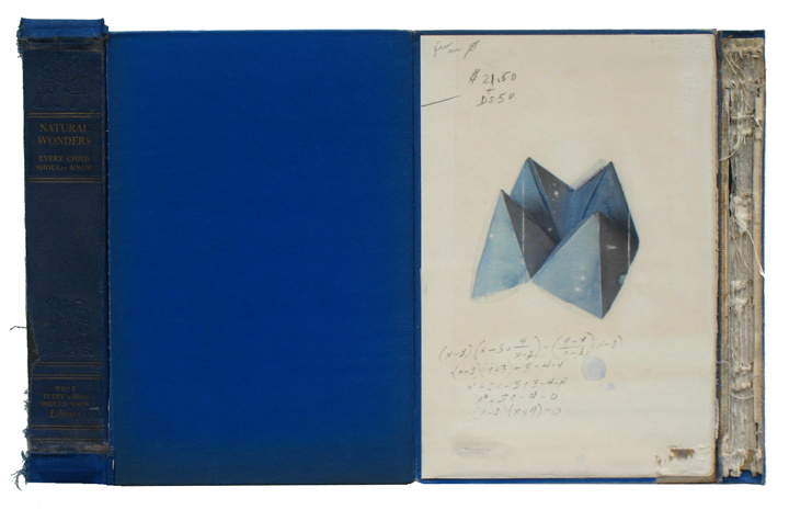 Blue fortune teller-II